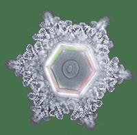 stilles Mineralwasser La Gioia Kristall